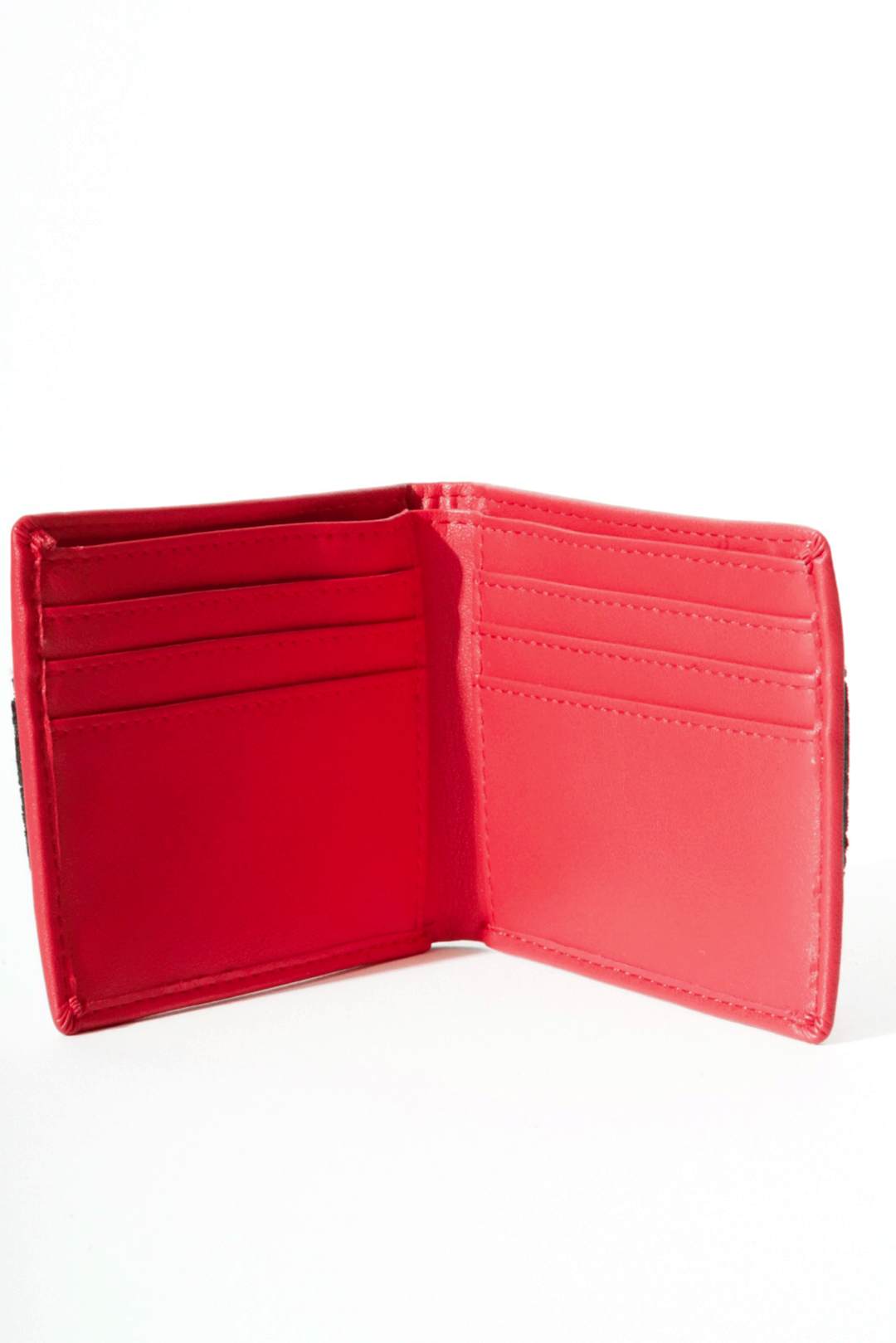 Men's Logo Taping - Limited Edition Red Wallet
