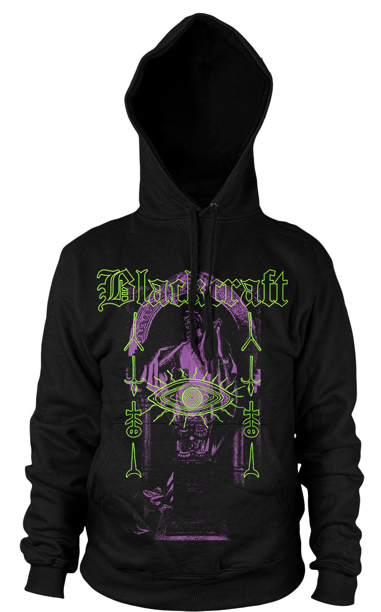 Mystic Eye - Hooded Pullover Sweater