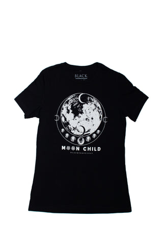 Moon Phase Child - Boyfriend Tee