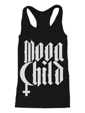 Moon Child - Racerback Tank