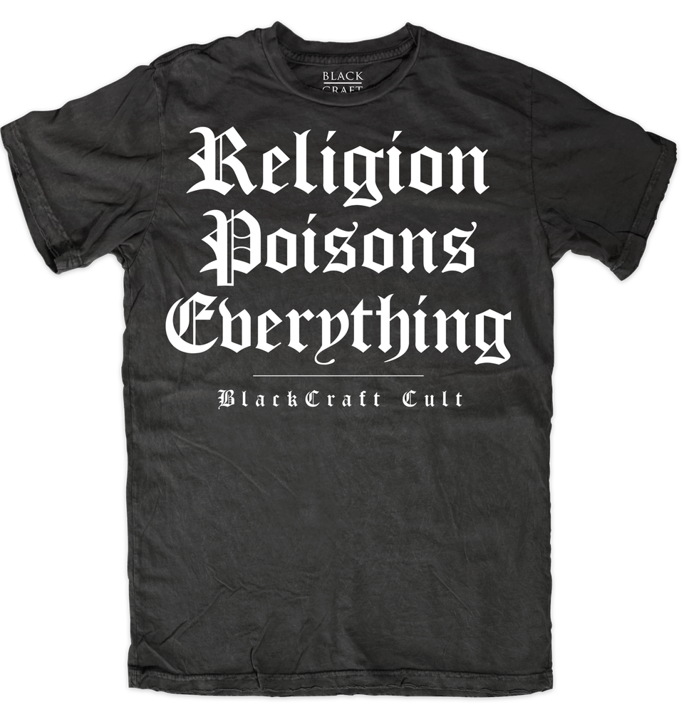 Religion Poisons