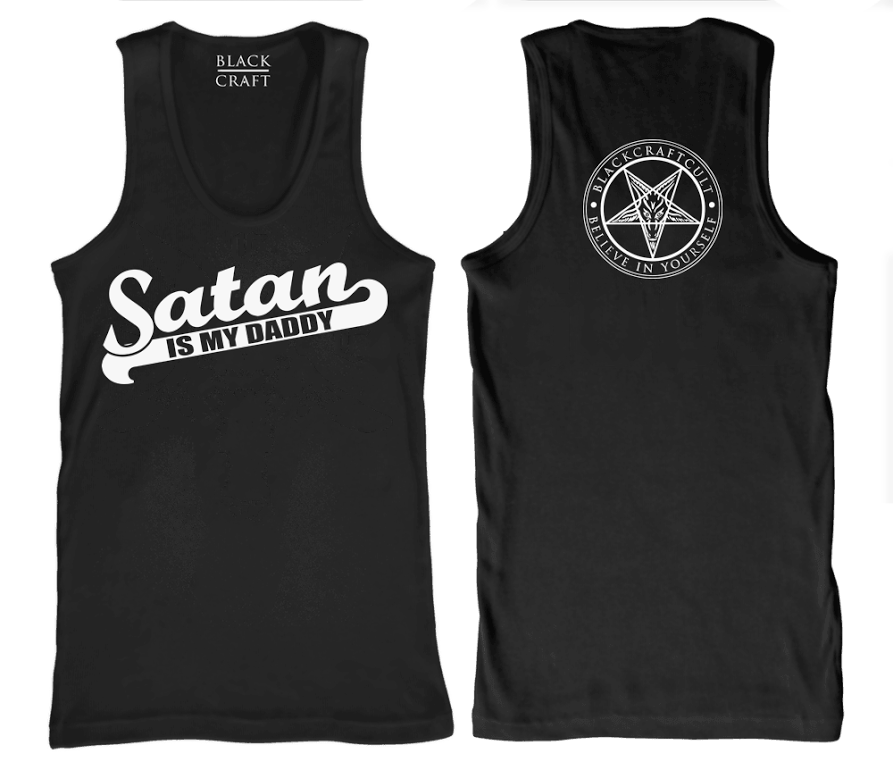 Satan Is My Daddy - Tank Top