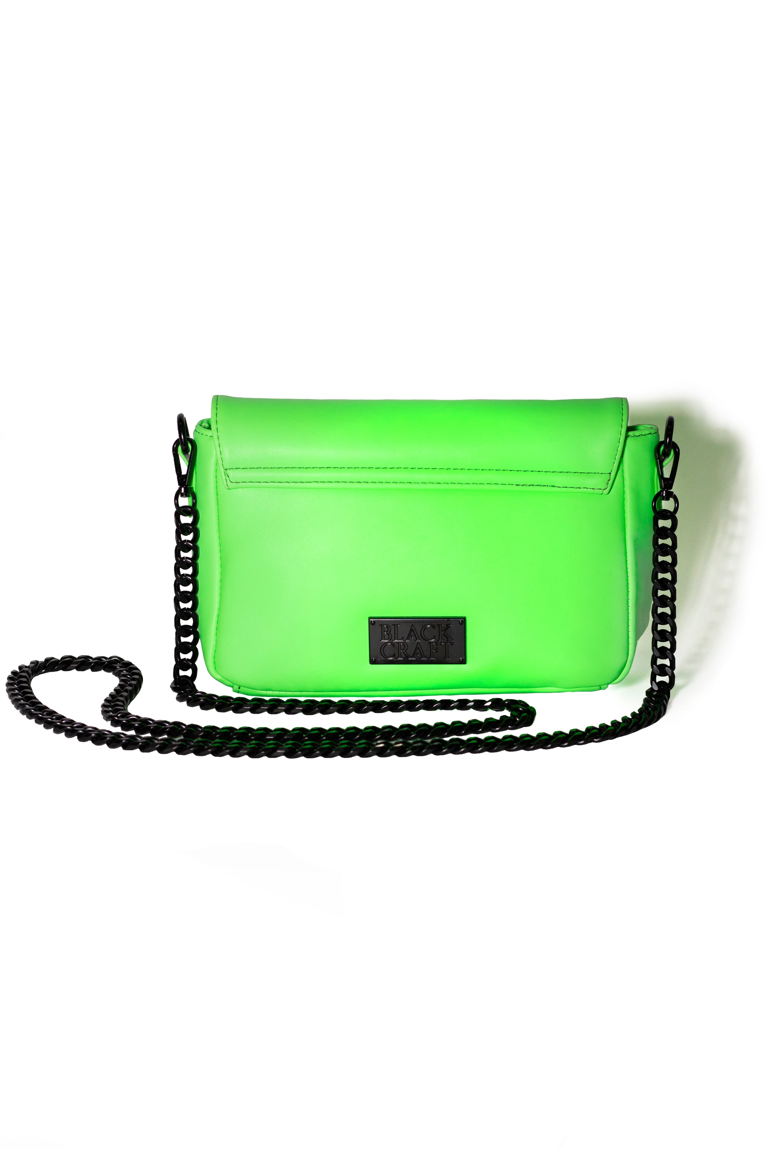 Sinner - Green Crossbody