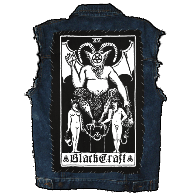 Tarot - Back Patch