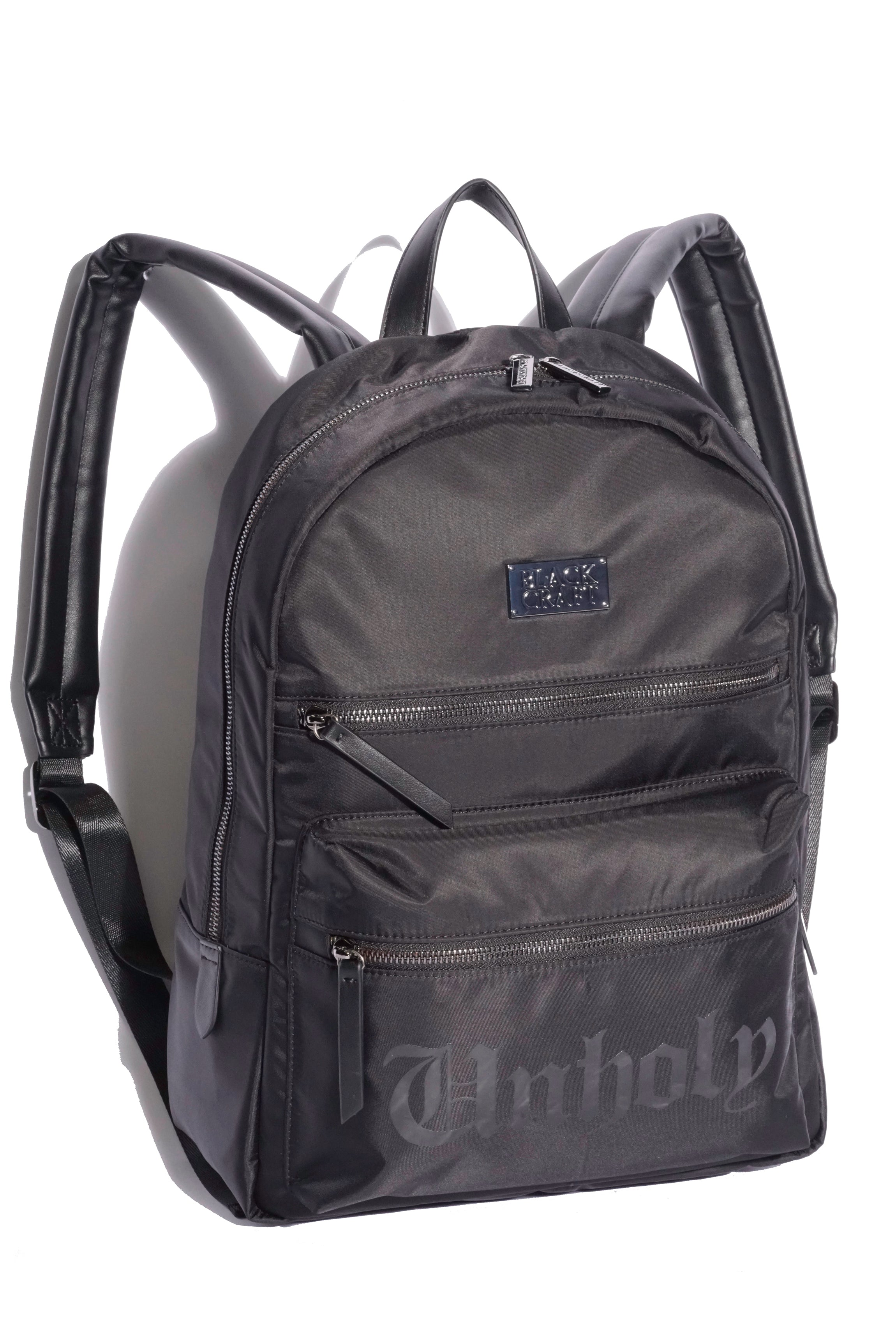 Unholy - Large Nylon Backpack