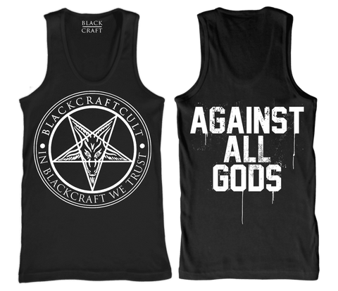 Against All Gods - Tank Top