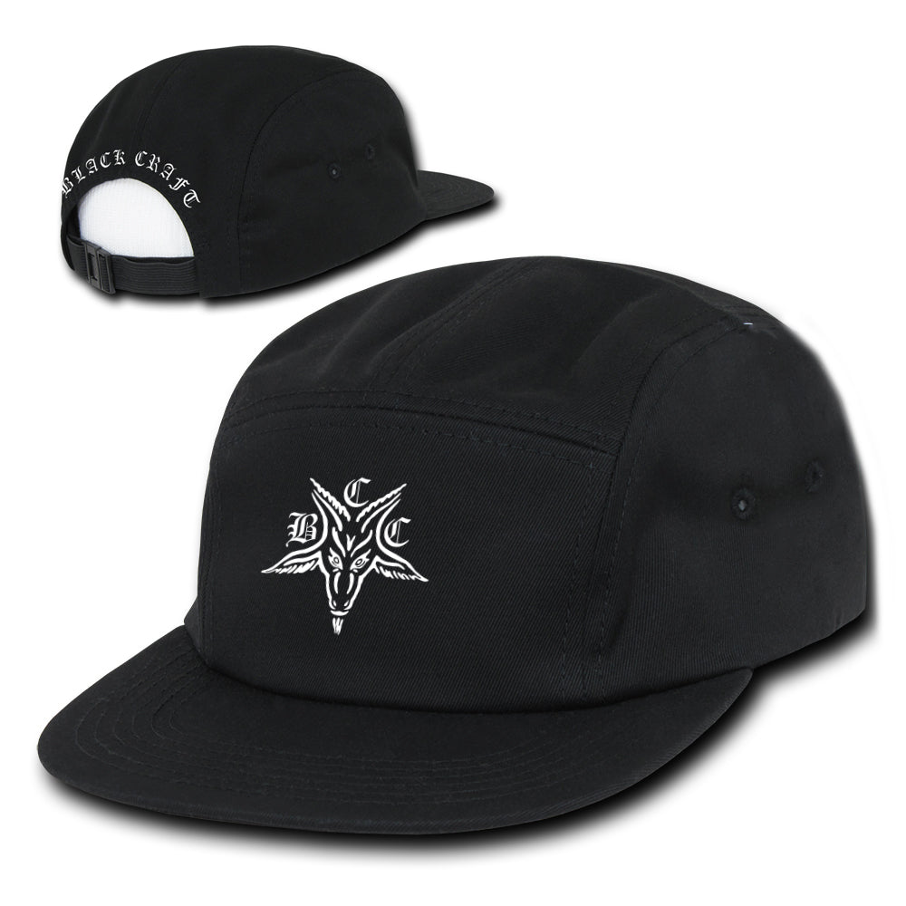 BCC Goat - 5 Panel Hat