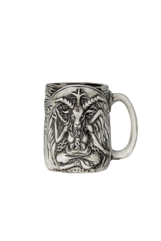 Baphomet  - Molded Ceramic Mug