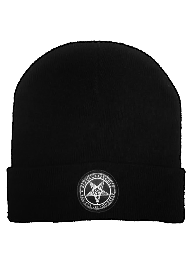 Believe In Yourself- Beanie – Blackcraft Cult ad8db2a452f