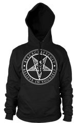 Believe In Yourself - Hooded Pullover Sweater