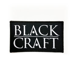 Blackcraft - Woven Patch