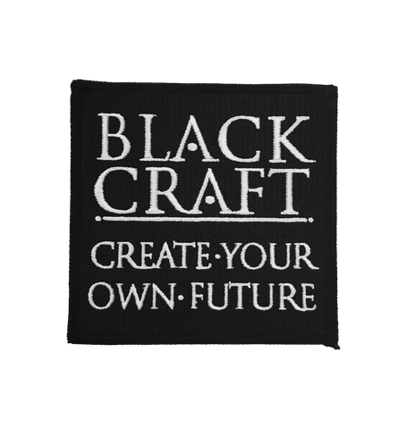 Create Your Own Future - Embroidered Patch