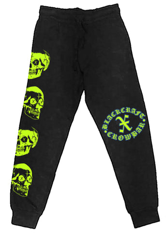 Blackcraft x Crowbar Benefit - Joggers