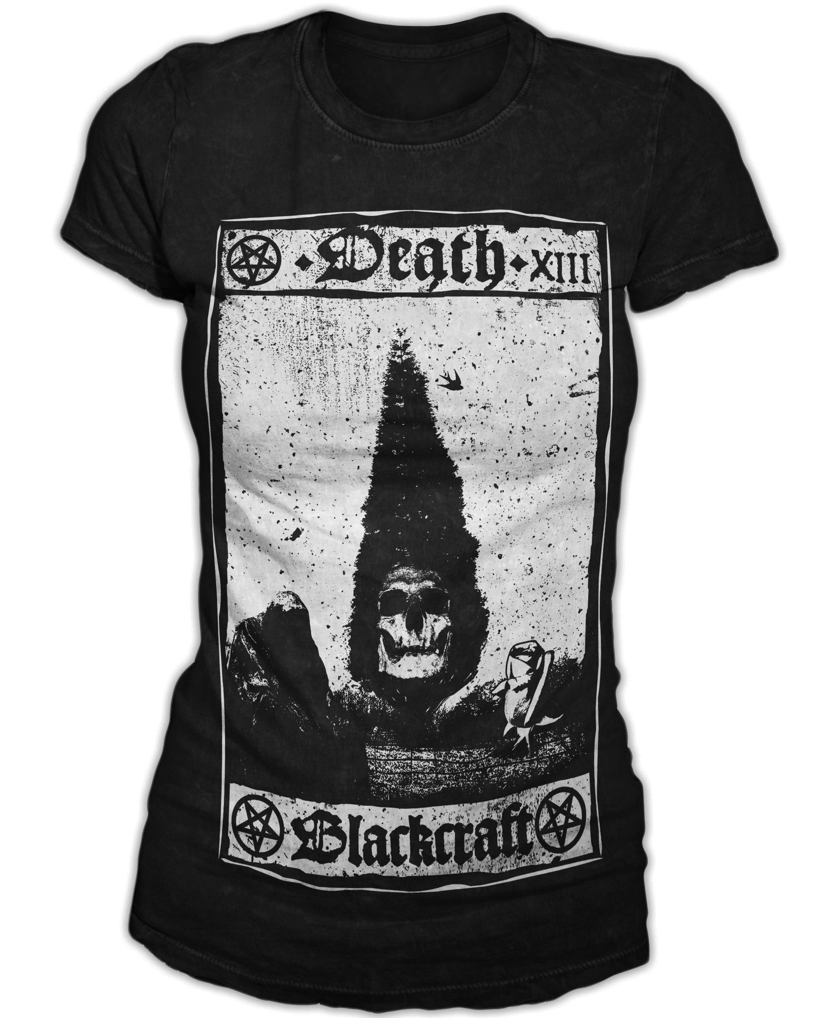 Death Card - Women's Tee