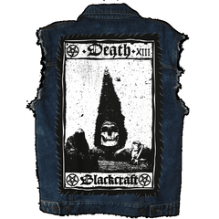 Death Card - Back Patch