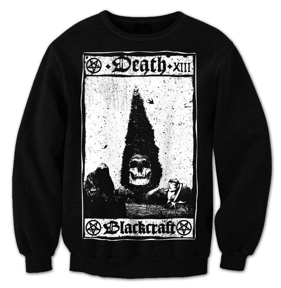 Death Card - Crewneck