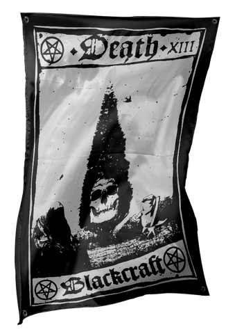 Death card- Flag