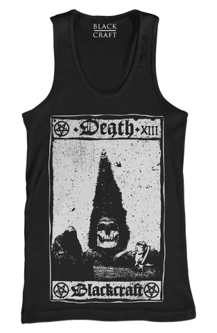 Death Card - Tank Top