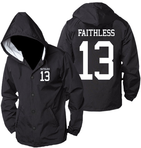 Faithless 13 - Windbreaker
