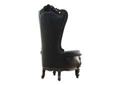 King Chair- Black