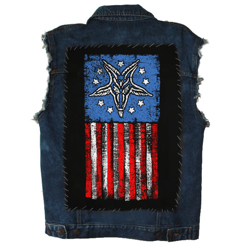 God Free America - Back Patch