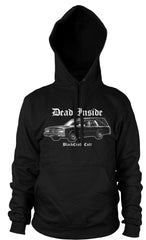 Hearse - Hooded Pullover Sweater