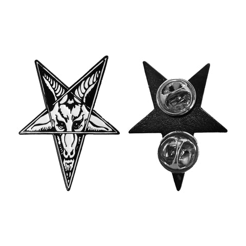 Baphomet - Collectors Pin