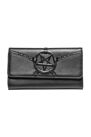 Pentagram Harness - Zip Around Wallet