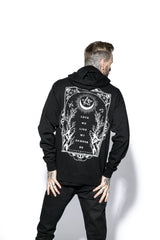 Love Me Like My Demons Do - Zip Up Hoodie