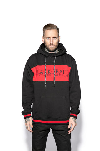 Staple - Color Block Hooded Pullover