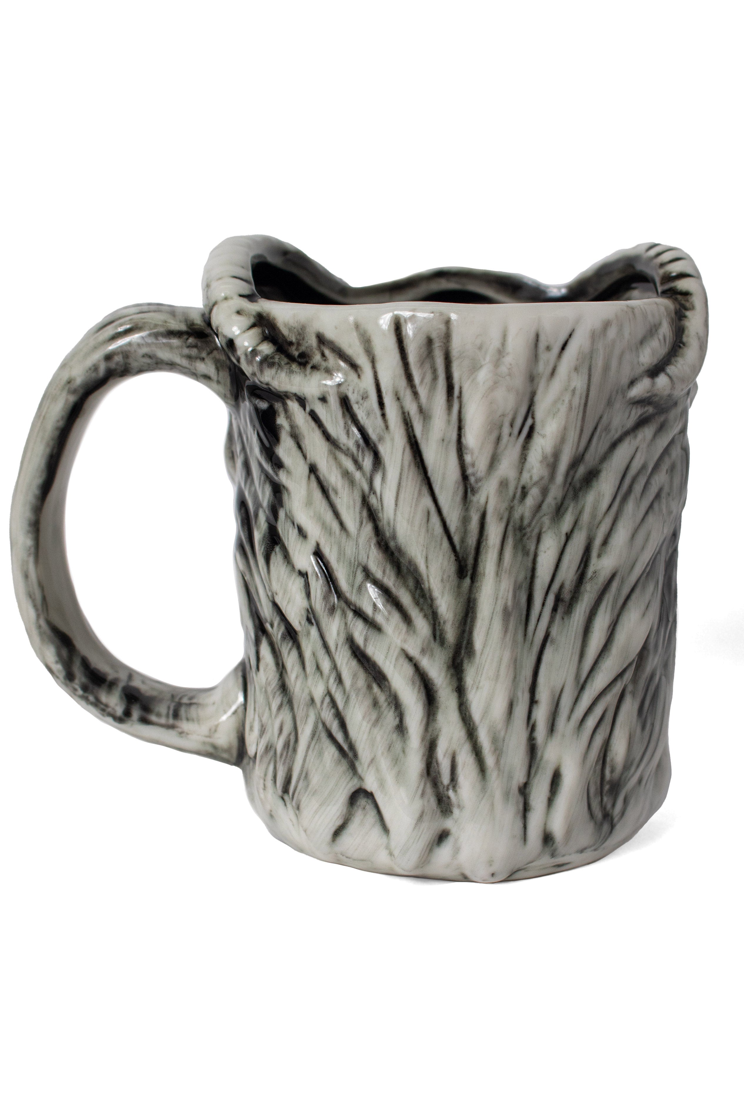 Krampus  - Molded Ceramic Mug
