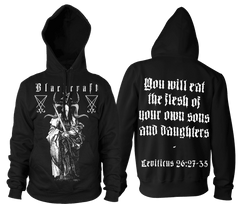 Leviticus - Hooded Pullover Sweater