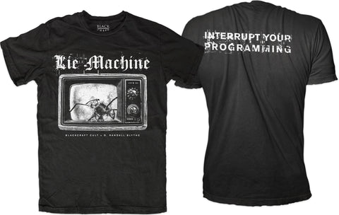 Lie Machine - Randy Blythe Collaboration