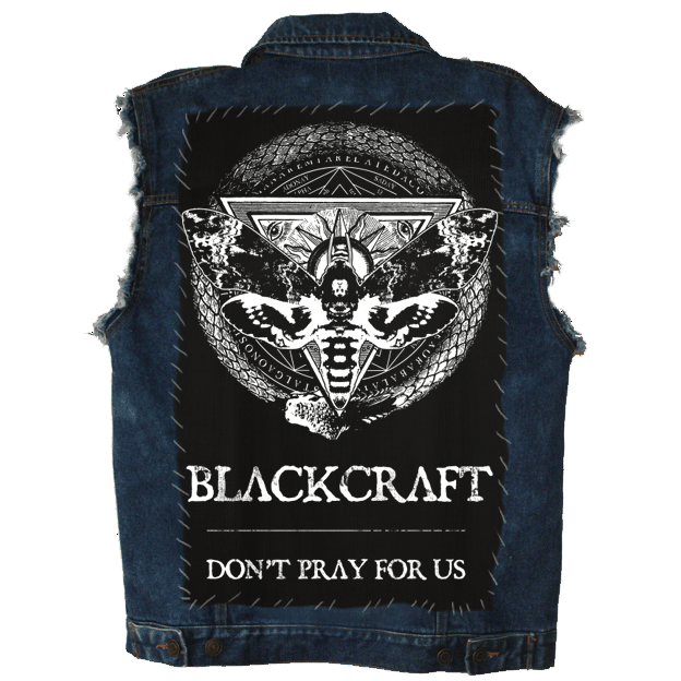 Protection Moth - Back Patch