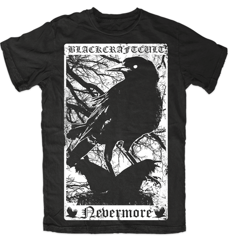 Nevermore - Tarot Card