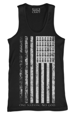 One Nation No God - Tank Top