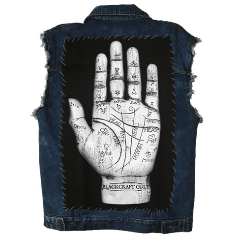 Palm Reader - Back Patch