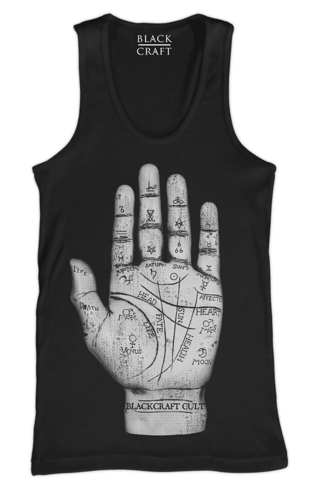 Palm Reader - Tank Top