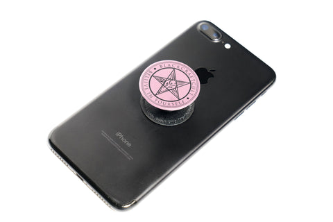 Believe In Yourself  - Pink Pop Socket
