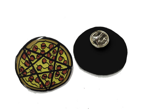 Pizzagram - Collectors Pin