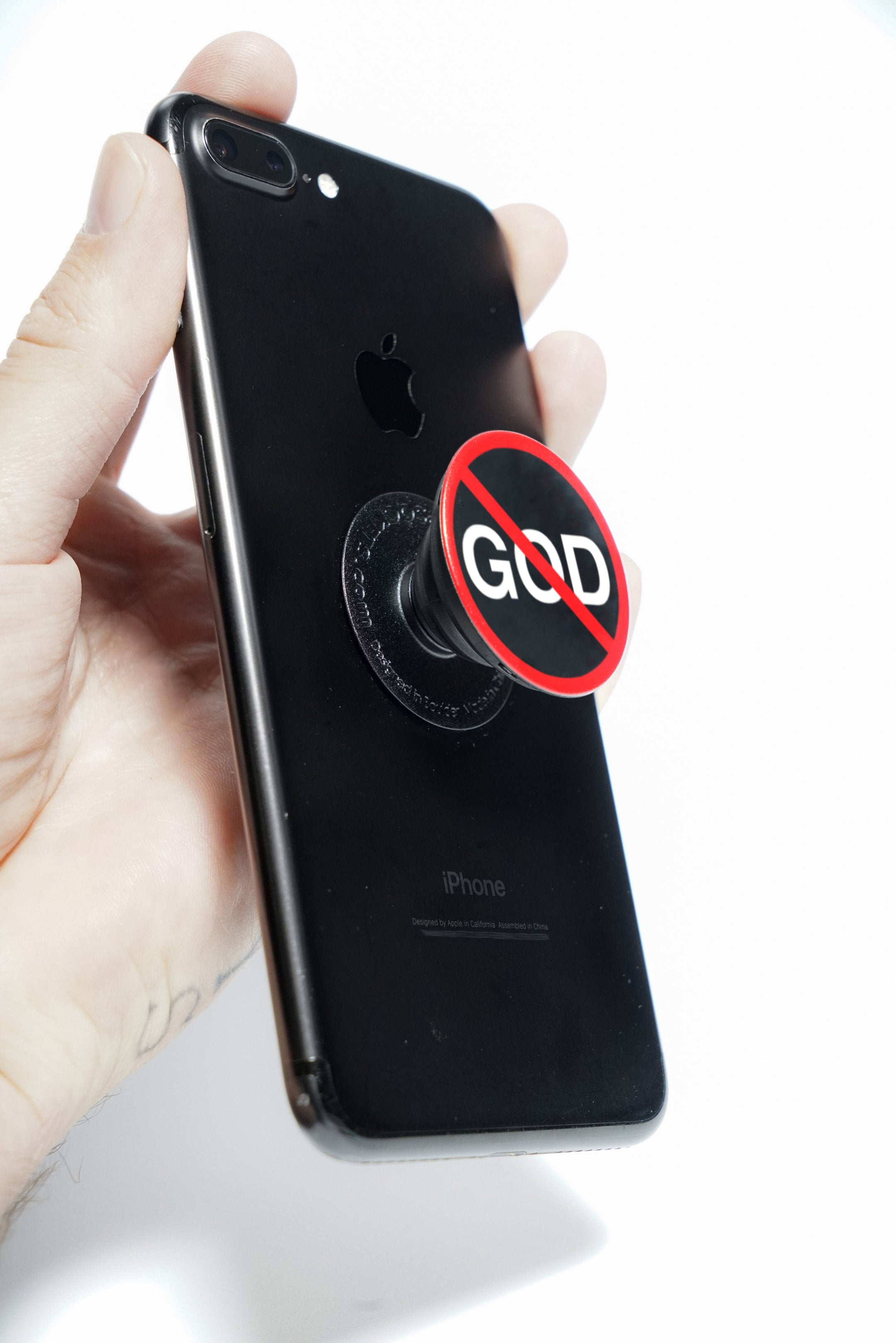 No Gods - Pop Socket
