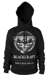 Protection Moth - Hooded Pullover Sweater