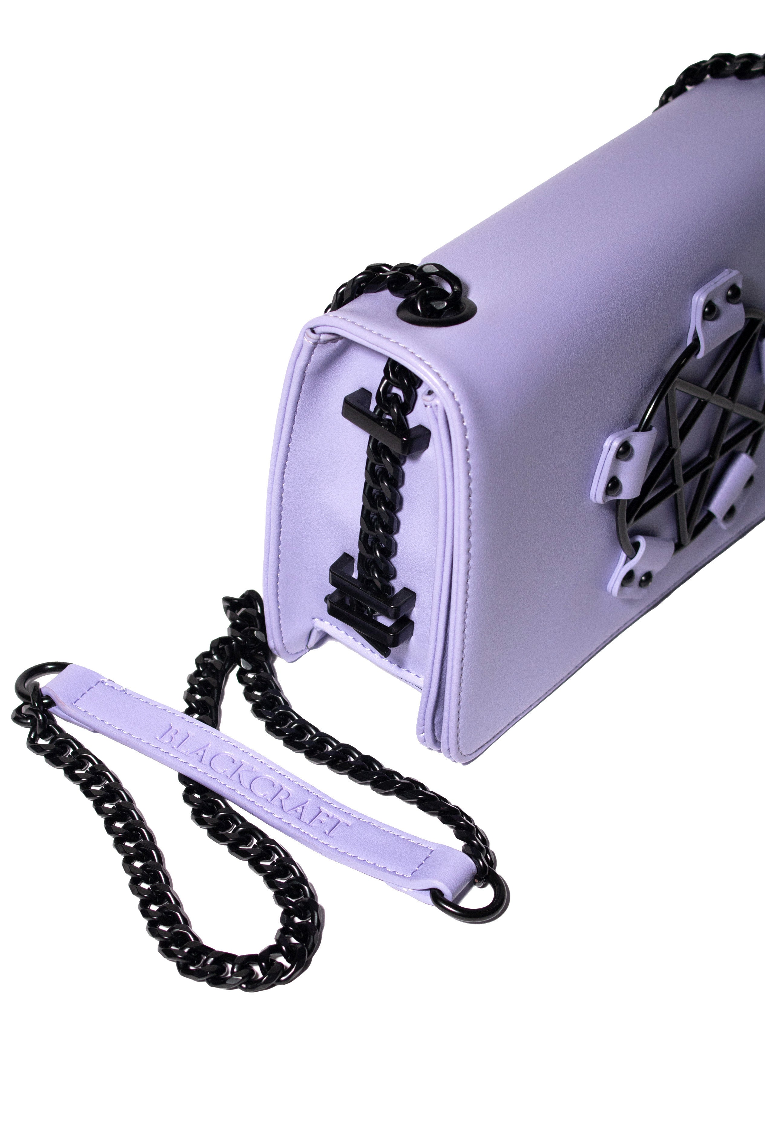 Purple Pentagram - Crossbody