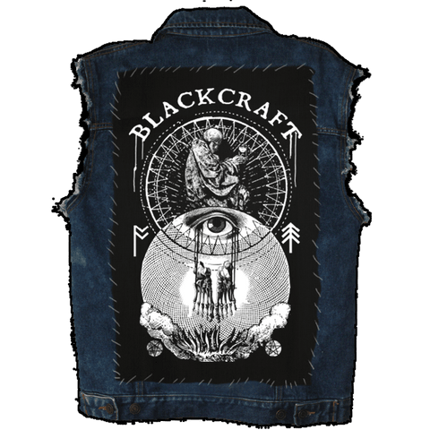 Sacrifice - Back Patch