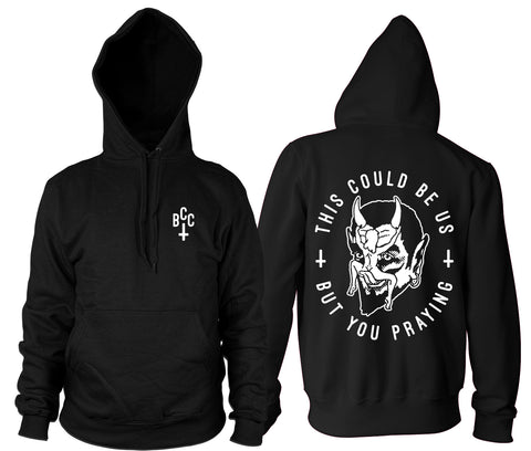 This Could Be Us - Hooded Pullover Sweater