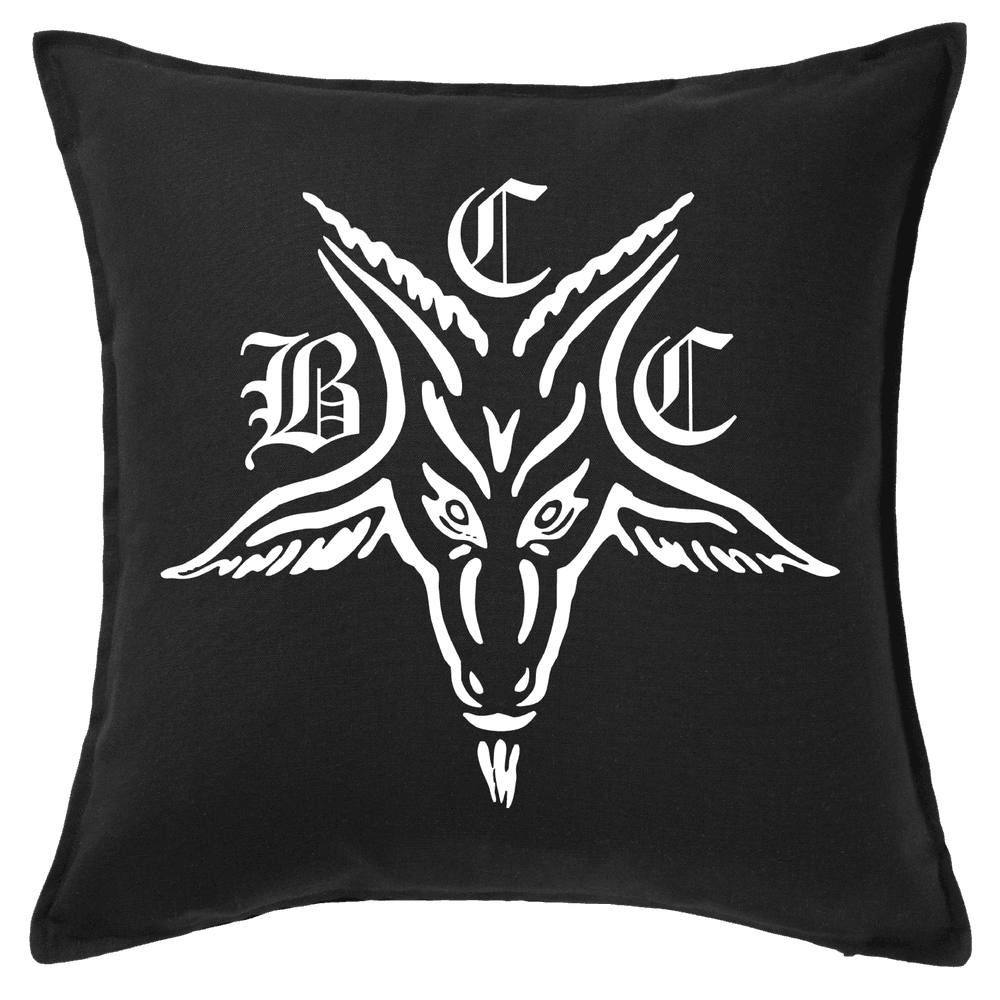 BCC Goat - Throw Pillow