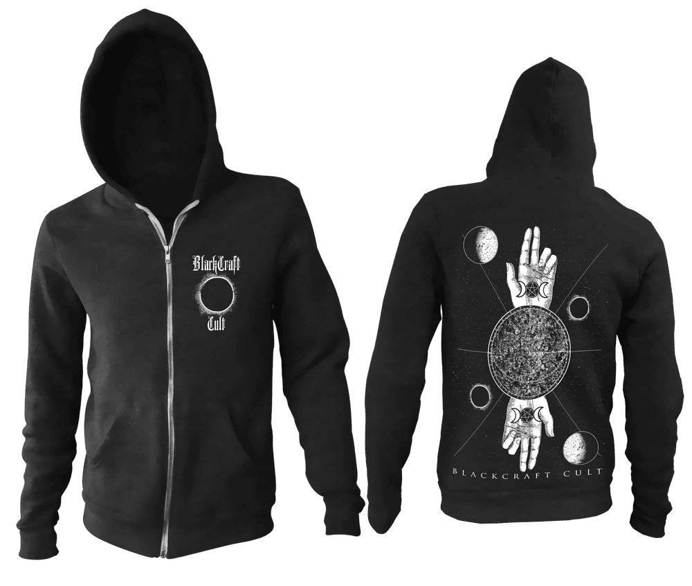 Two-Finger Salute -  Zip Up Hoodie