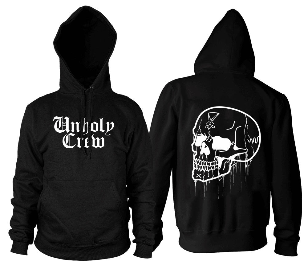 Unholy Crew - Hooded Pullover Sweater