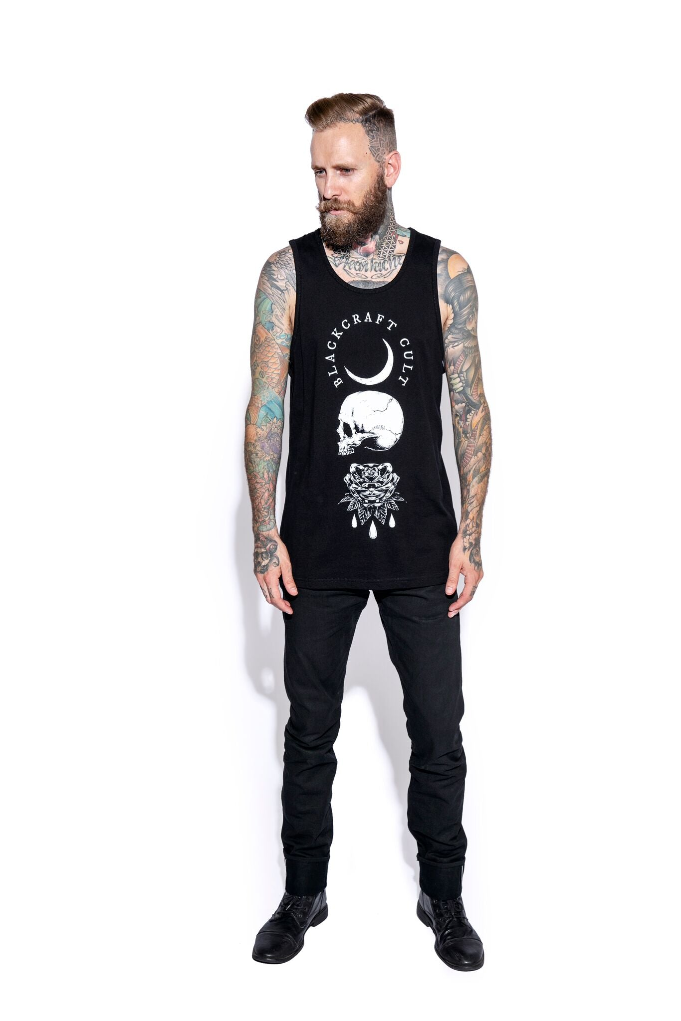 Spirits Of The Dead - Tank Top