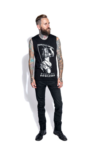 Godless - Unisex Muscle Tee